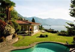 Villa Apricatio in Brissago